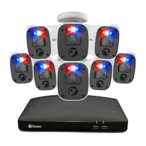 Swann Enforcer 8-Channel 4K Security Surveillance System for $349 for members