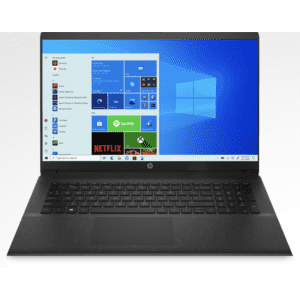 """HP 11th-Gen. i3 17.3"""" Laptop for $400"""