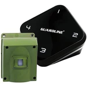Guardline 0.25-Mile Driveway Motion Detector for $85