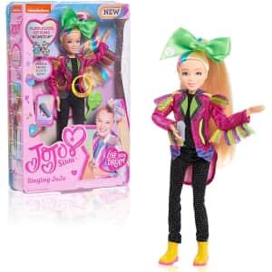"""JoJo Siwa 10"""" Singing Doll for $19"""
