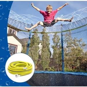 Blafly 33-Ft. Trampoline Sprinklers for $10