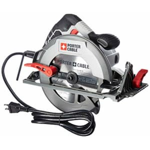PORTER-CABLE 7-1/4-Inch Circular Saw, 15-Amp (PCE310) for $100