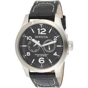 Invicta II Men's Stainless Steel Watch for $43