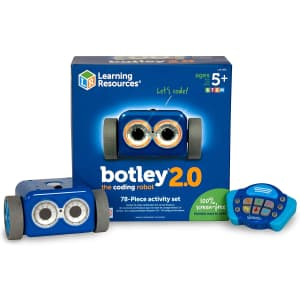 Learning Resources Botley The Coding Robot 2.0 Activity Set for $74