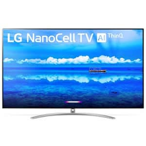 "LG 65"" 4K HDR LED UHD Smart TV for $1,812"