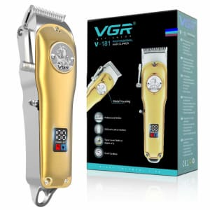 VGR Navigator Cordless Hair Clipper for $24