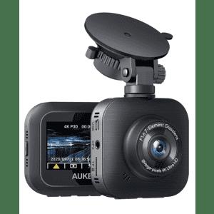 Aukey 4K Dash Cam for $78