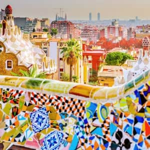 4-Night Stay at 4-Star Barcelona Stay through Spring '22 w/ wine, 7-course meal at Travelzoo: for $589 for 2