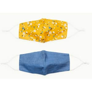 Aeropostale Reusable Mask 2-Pack for $2