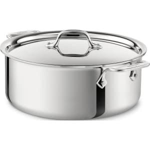 All-Clad 6-Quart Stock Pot for $110