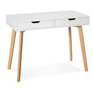 2-Drawer Vanity Table for $55