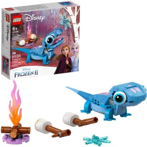 LEGO Disney Bruni The Salamander Buildable Character for $10