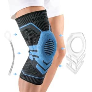 Kiwasa Decompression Knee Brace for $10