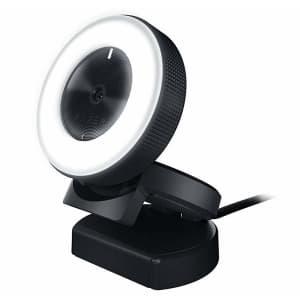 Razer Kiyo 1080p Streaming Webcam for $71