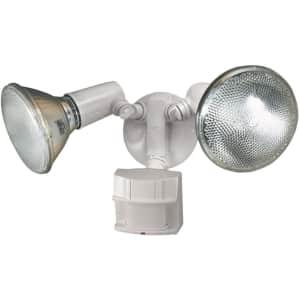 Heath Zenith 150° Motion Sensor Security Light for $17