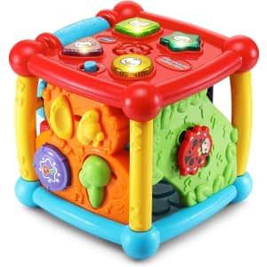 VTech Busy Learners Activity Cube for $17