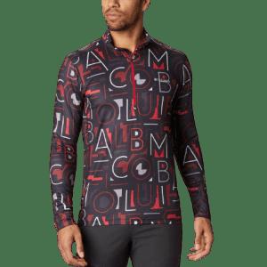 Columbia Men's Winter Power Half Zip Shirt for $35