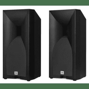 JBL Studio 530 Bookshelf Speakers for $250