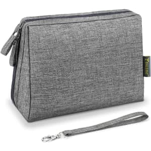 Baleine Large Makeup Toiletry Bag for $7