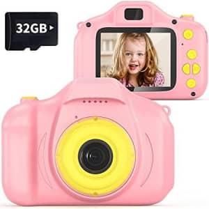 Kids' 5MP Digital Camera for $22