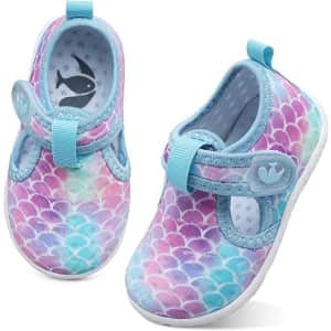 Feetcity Kids' Water Shoes for $10