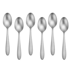 Oneida Vale Stainless Steel Teaspoon 6-Pack for $4