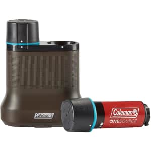 Coleman OneSource Rechargeable for $61