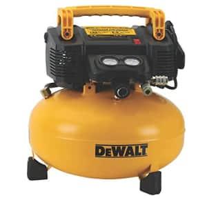 DEWALT Pancake Air Compressor, 6 Gallon, 165 PSI (DWFP55126) for $169