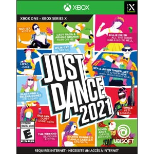 Just Dance 2021 for Xbox Series X|S or Xbox One for $15