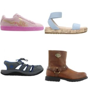 Shoebacca Clearance Sale: Up to 70% off + extra 10% off