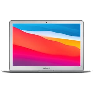 """Apple MacBook Air Haswell i5 13.3"""" Laptop (2014) for $450"""