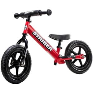 Strider 12 Sport Balance Bike for $110