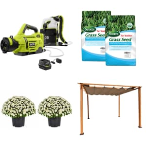 Garden Supplies at Home Depot: Up to $30 off