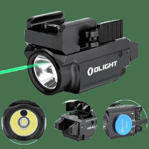 Olight Baldr Mini 600-Lumen Tactical Light for $91