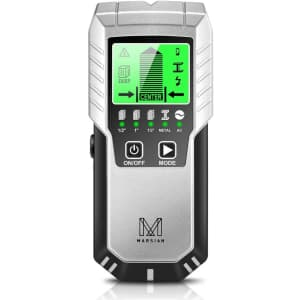 M Marsian 5-in-1 Wall Scanner with LCD Display for $19