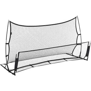 AmazonBasics Portable Soccer Rebounder Net for $75