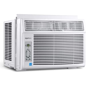 Amazon Basics Window-Mounted Air Conditioner for $330