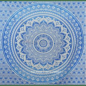 Mandala Sheer Tapestry Beach Sheet for $13