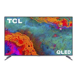 """TCL 75"""" 5-Series 4K UHD Dolby Vision HDR QLED Roku Smart TV - 75S535 for $1,200"""