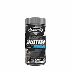 MuscleTech Shatter Neuro N.O. Black Onyx for $40