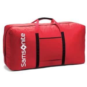 """Samsonite Tote-A-Ton 33"""" Duffle Bag for $18"""