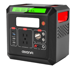 Awanfi 518.4Wh Portable Power Station for $245