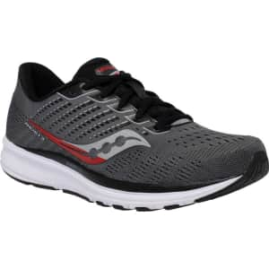 Saucony Men's or Women's Ride 13 Running Shoes for $64