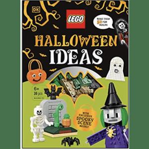 LEGO Halloween Ideas Hardcover Book for $10