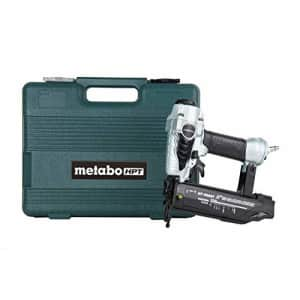 Metabo HPT Brad Nailer, Pneumatic, 18 Gauge, 5/8-Inch up to 2-Inch Brad Nails, Tool-less Depth for $89