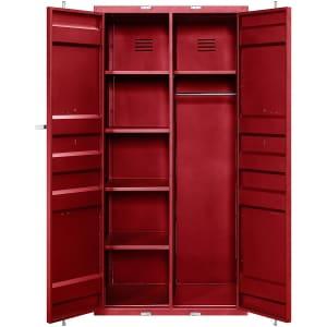 Acme Furniture Cargo Double Door Metal Wardrobe for $1,125