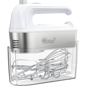 ON2NO Electric Hand Mixer for $19
