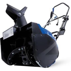 "Snow Joe 18"" 15-Amp Electric Snow Thrower for $219"