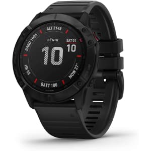 Garmin Fenix 6X Pro Multisport GPS Watch for $700