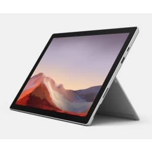 Surface Pro 7 at Microsoft Store: Up to $300 off